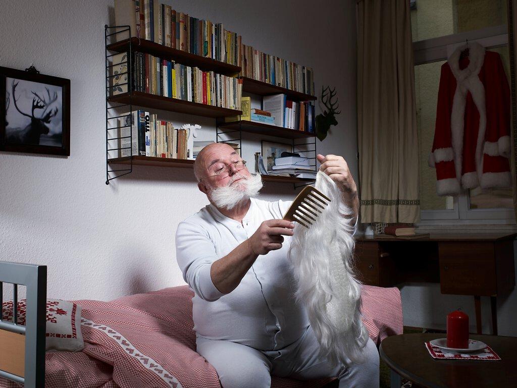 Santa Claus privat