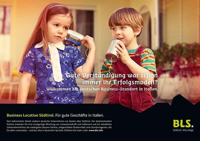 BLS Kampagne Dosentelefon